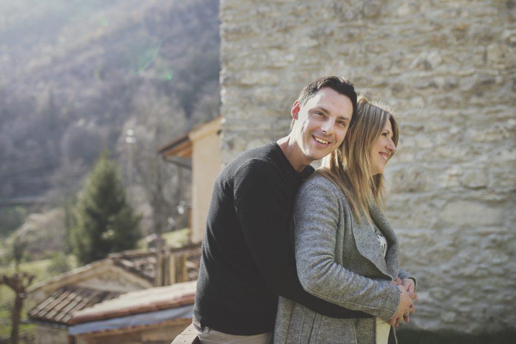 fotografie emozionali di gravidanza