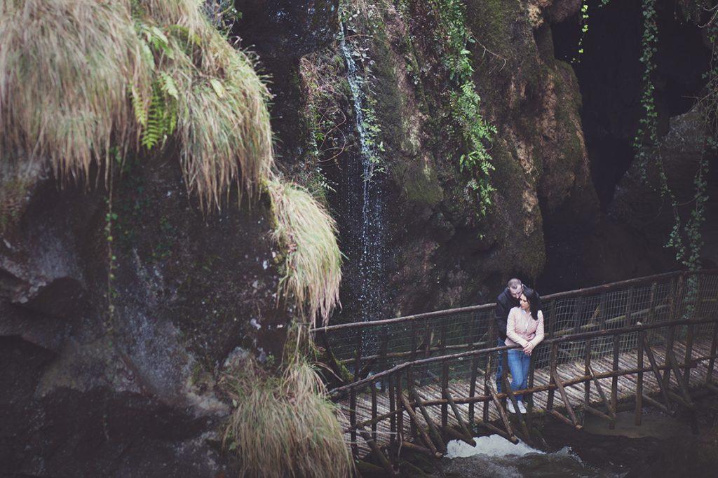 passeggiate nelle grotte del caglieron