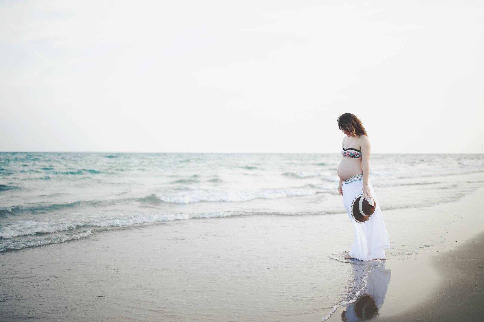 brava fotografa gravidanza treviso
