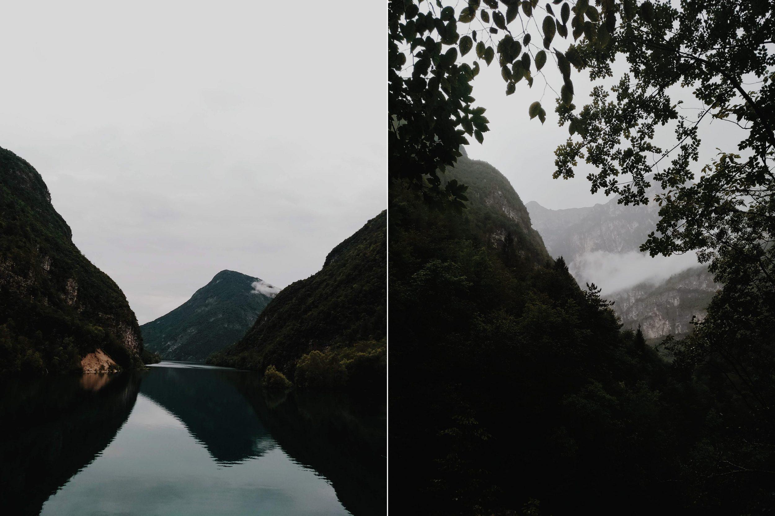 lago del mis belluno
