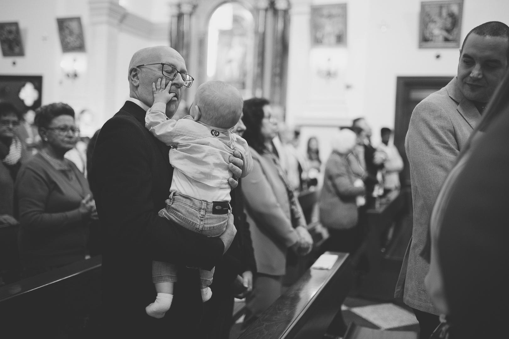 emozioni battesimo