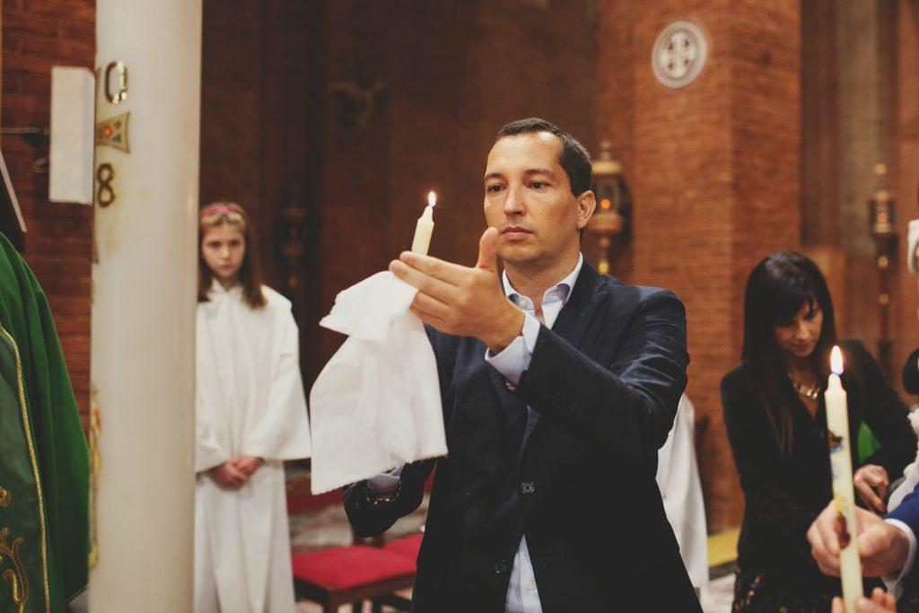 momenti di battesimo