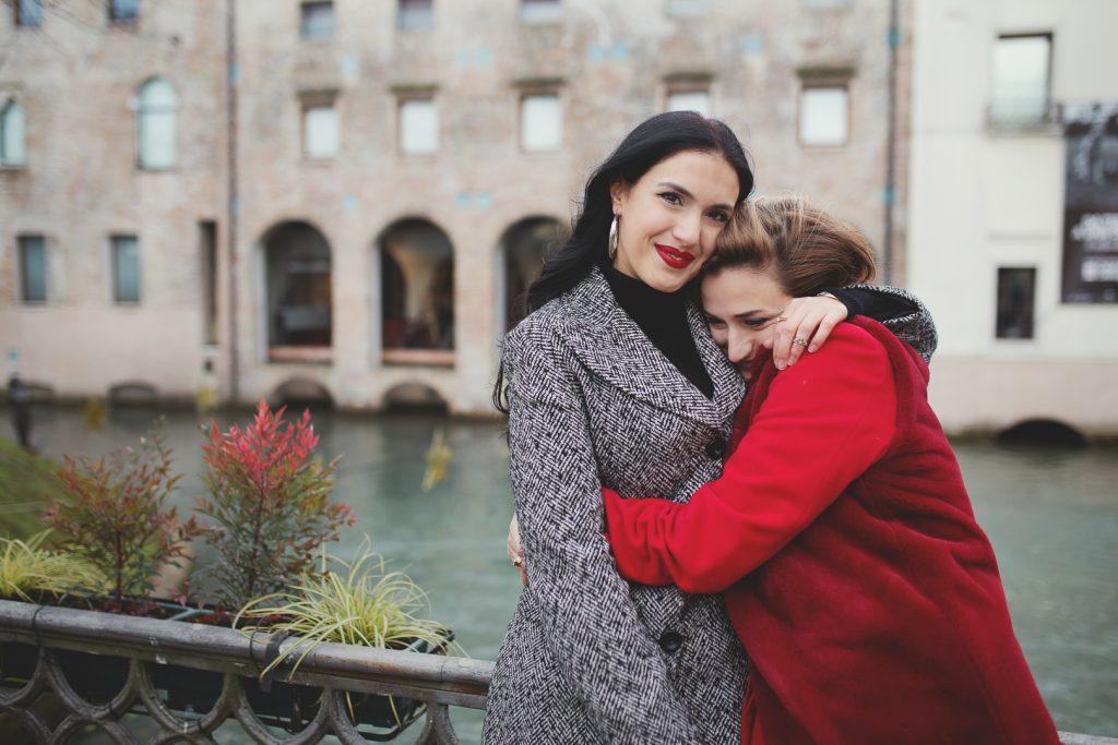 servizio fotografico amiche Treviso