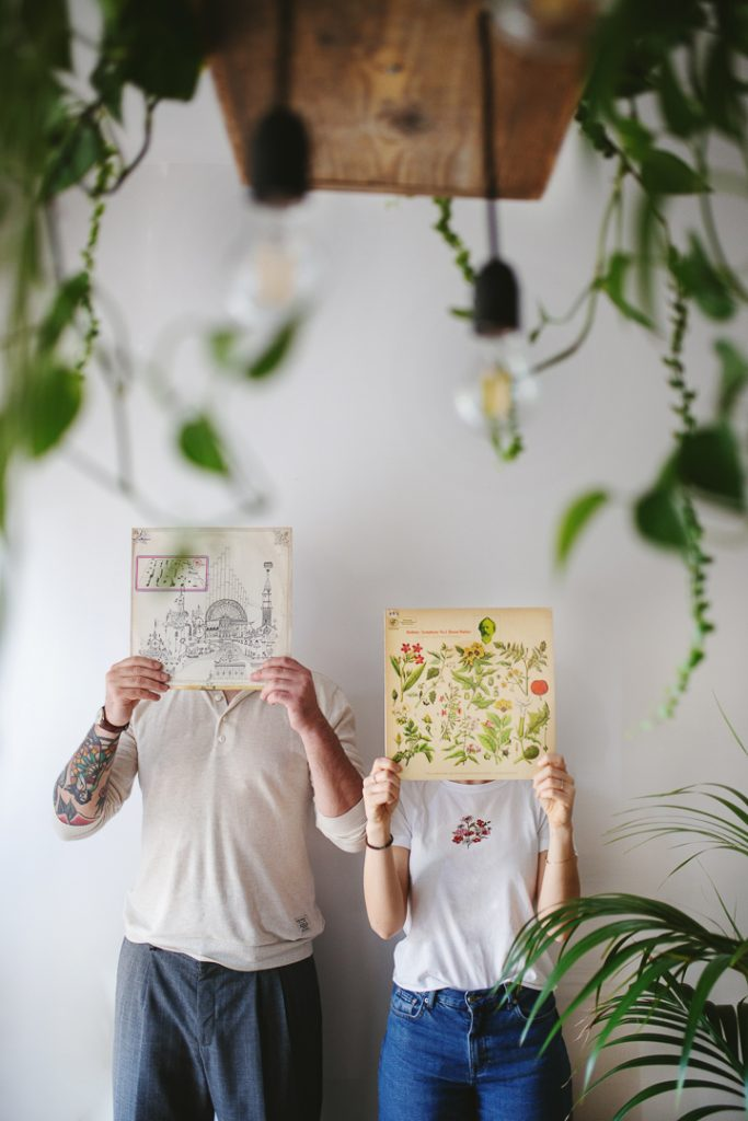 racconto fotografico creativo di coppia treviso