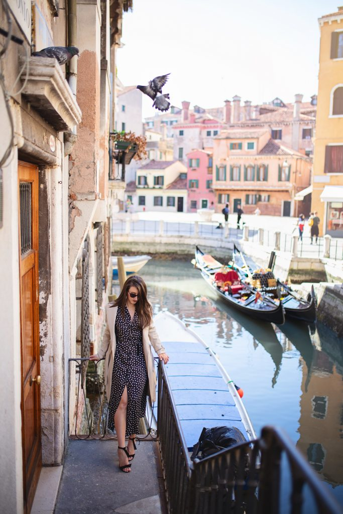 traveling solo in venice