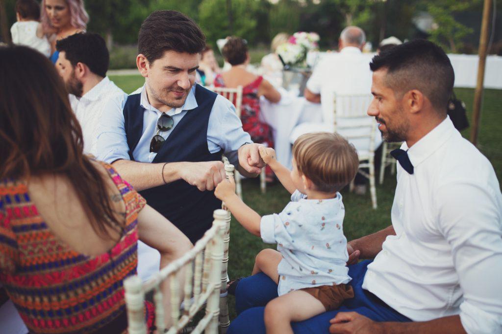 raccontare un battesimo padova