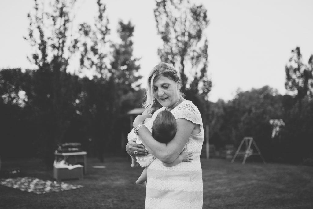 nonne battesimo