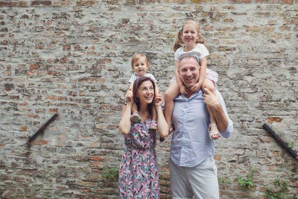 servizio fotografico di famiglia veneto