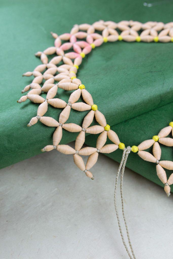 gioielli in carta idee