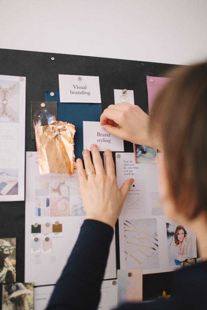 personal organizer brand styling