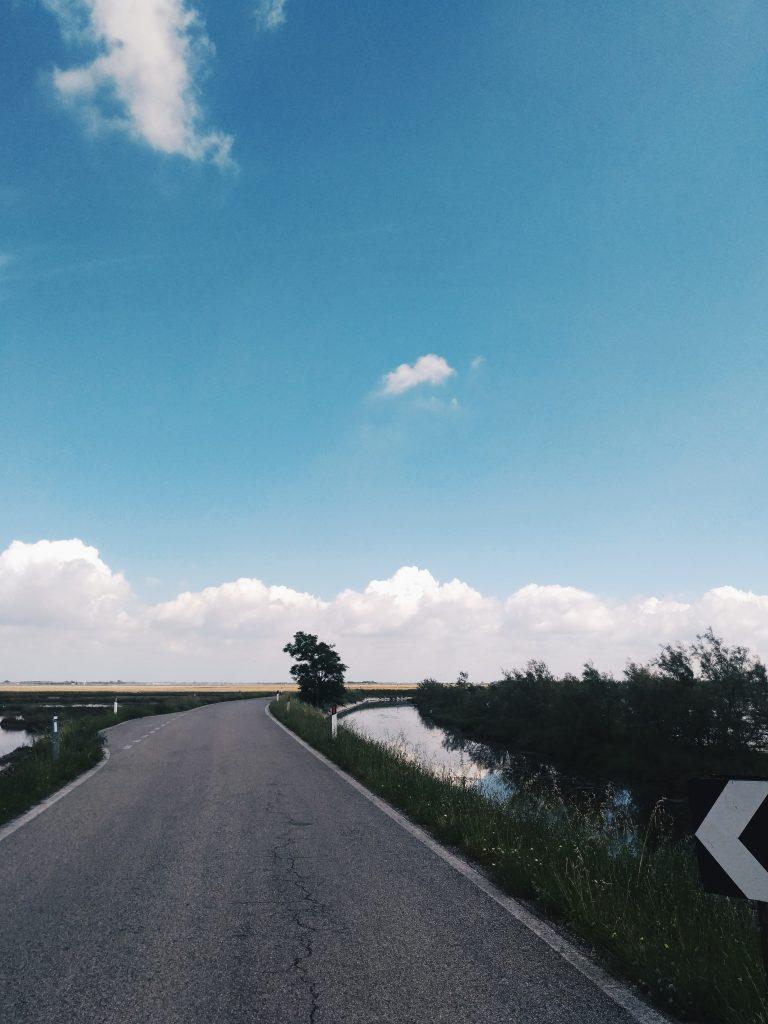 andare a lio piccolo in bici